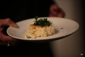 risotto au Gouda